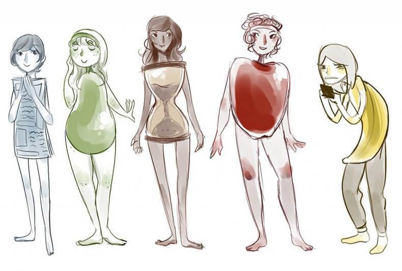 Forma corpului femeii demasca traumele psihologice – Lise Bourbeau