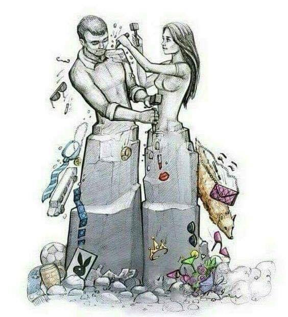 Lipsa de iubire face omul timid, neindemanatic, tensionat si urat