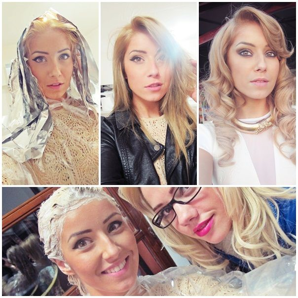 How To Rich Blonde Alina Ceusan