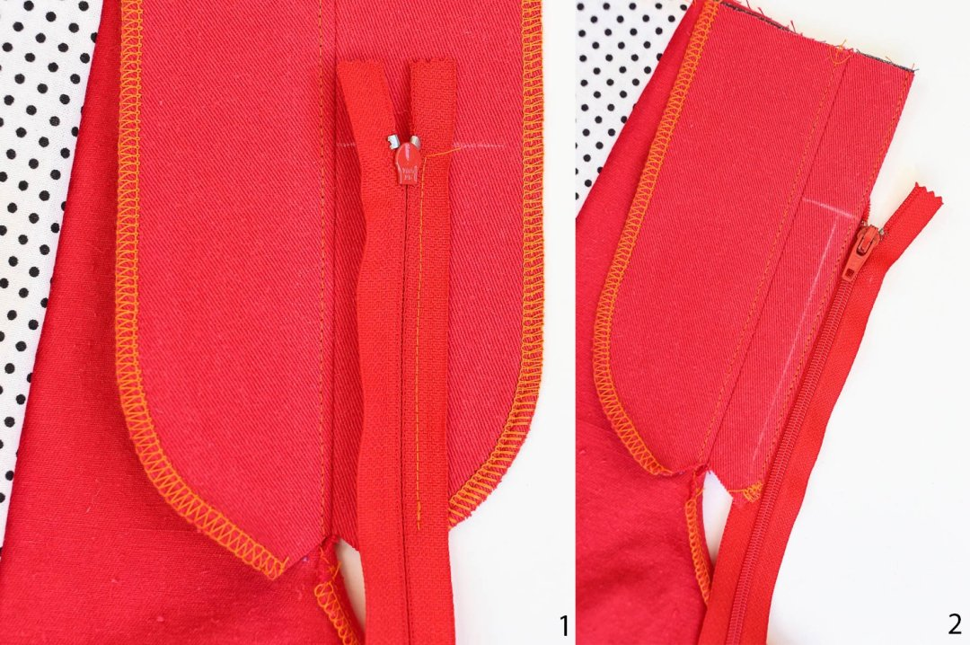 Chi-Town Chinos-Fly Zip 2