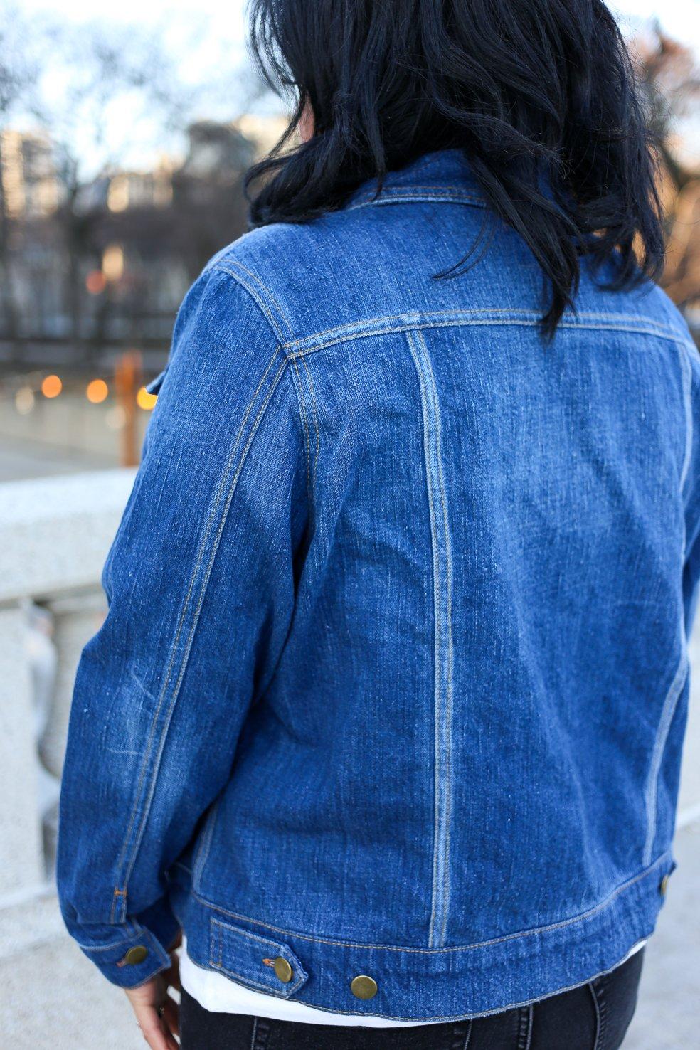 Hampton Jean Jacket Alina Sewing Design Co