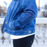 Hampton Jean Jacket Sewing Pattern | Alina Sewing + Design Co.