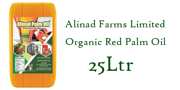 25Ltr Alinad Farms LIMITED.