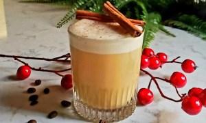Cappuccino cu scorţişoară