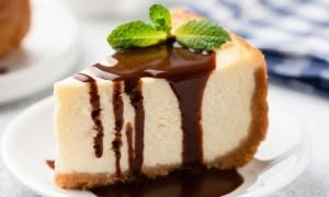 Pandişpan cu mentă şi ciocolată