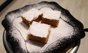 Prăjitură cu morcovi Niege