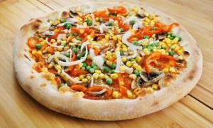 Pizza vegană