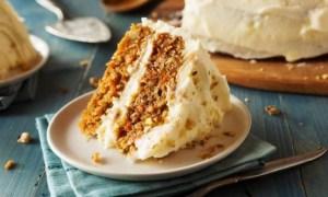Prăjitură cu cremă de ness şi vanilie