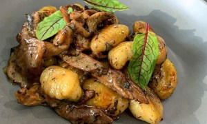 Curcan cu cartofi dulci