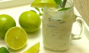 Milkshake cu lime
