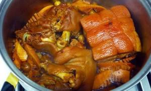 Rasol de porc la oală