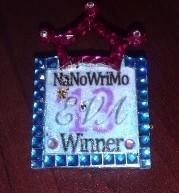 Nano winner pin