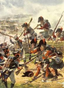 The Battle of Corunna