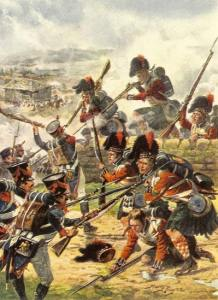 The Battle of Corunna