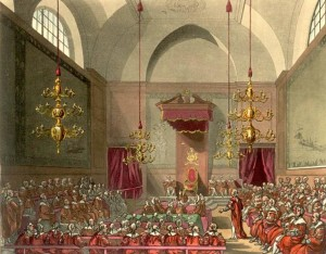 House of Lords, 1809