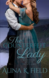 Book Cover: The Counterfeit Lady
