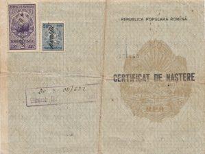certificat de nastere 1