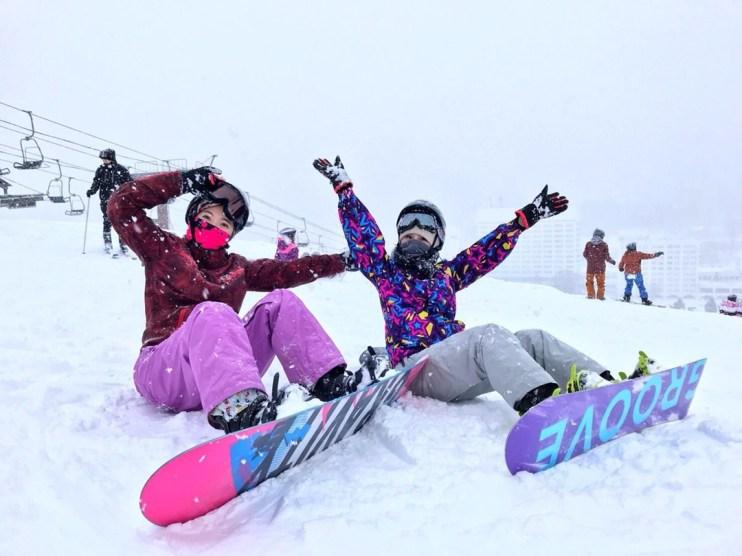 【日本滑雪】日本滑雪中毒者x 輕井澤、志賀、苗場6天5夜雪場採訪行程總覽帶你一次看
