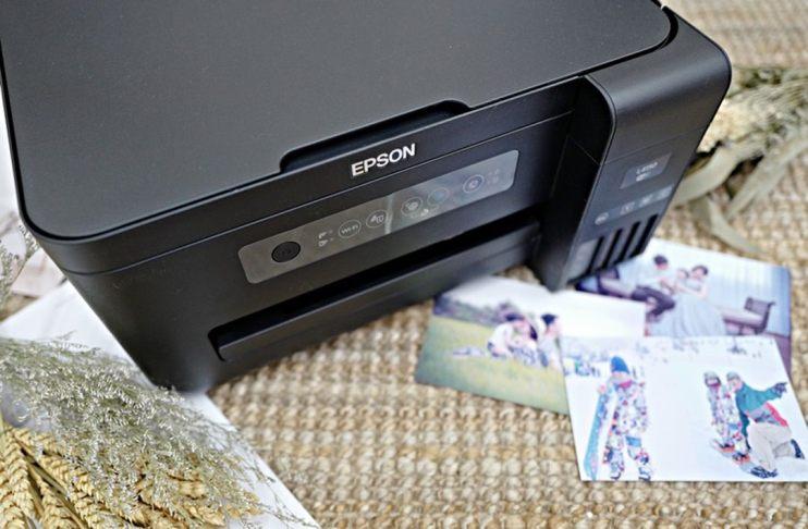 【生活】EpsonL4150讓我能把握每一個想留下來的當下,Wi-Fi三合一超人性化印表機