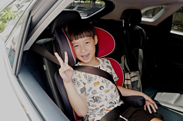 【育兒】從小到大汽座只要Chicco~KidFit成長型安全汽座(適用3-12歲)