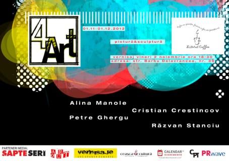 afis expo 4 Art la Literat Cafe_ site_