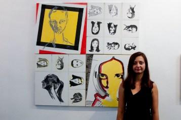 Arte in Bucuresti - Pictura @ galeria caminul artei_9