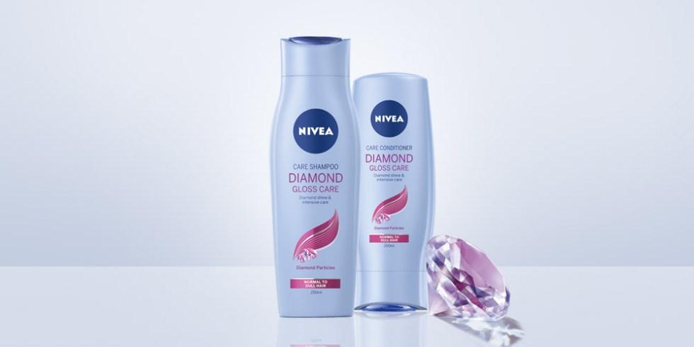 NIVEA Diamond Gloss