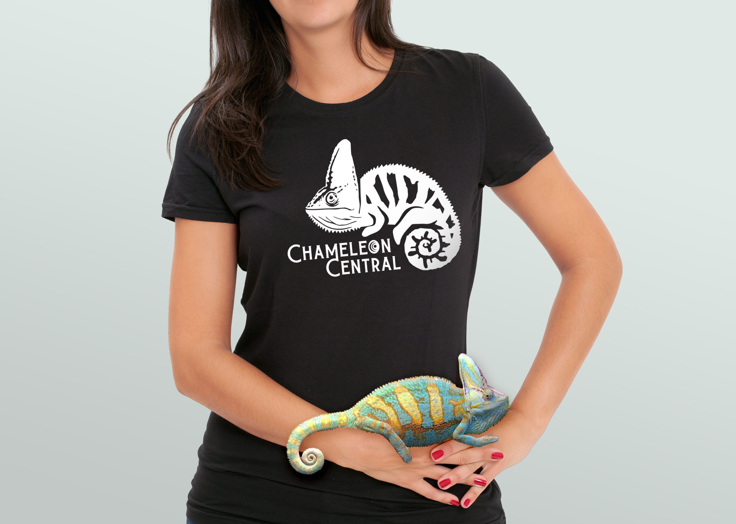 Chameleon Central Veiled Shirt