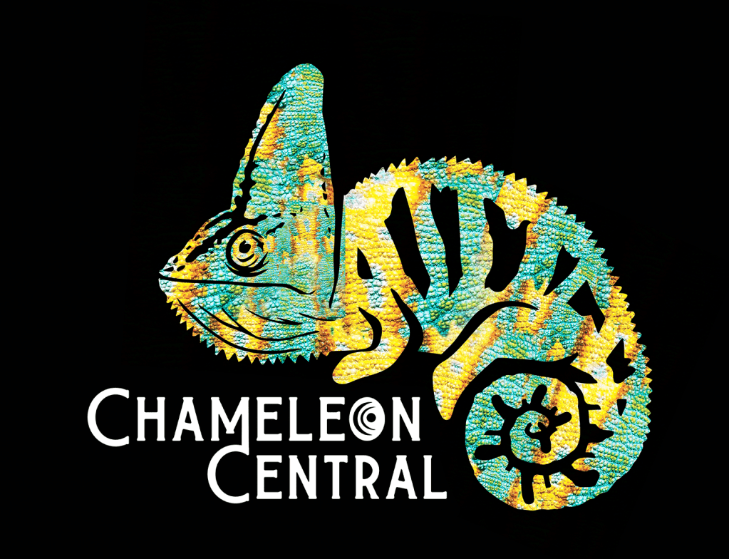 Cham Central Logo with Photo Background