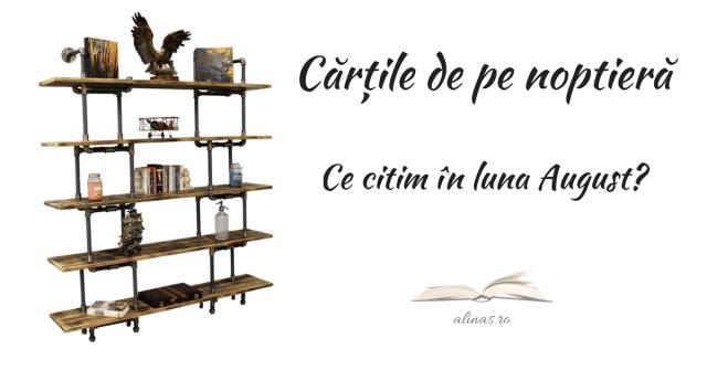 Cărțile de pe noptieră alins.ro