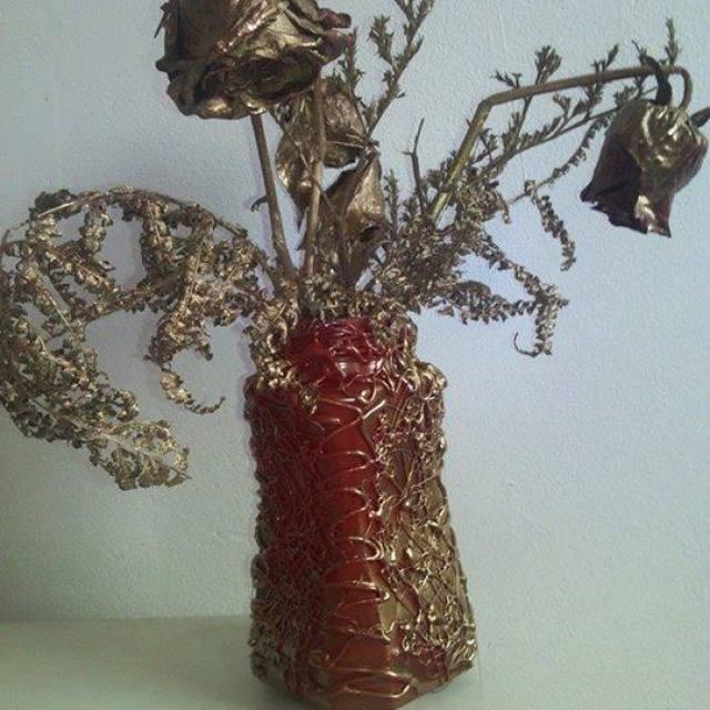 vaza handmade