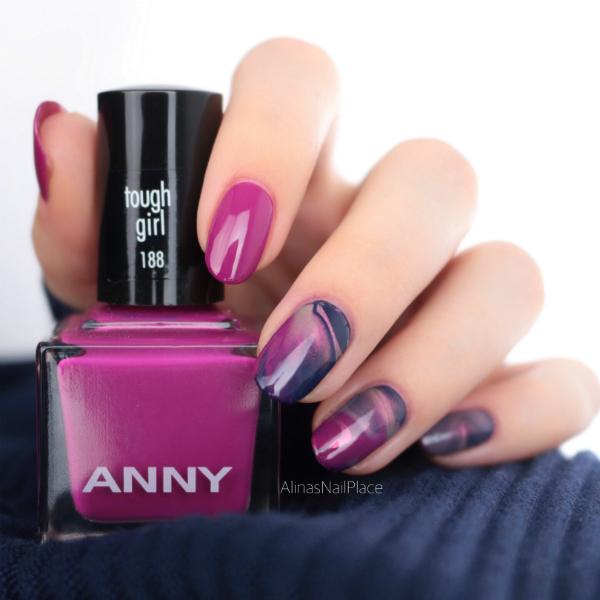 anny cosmetics, tough girl, rainbow walker
