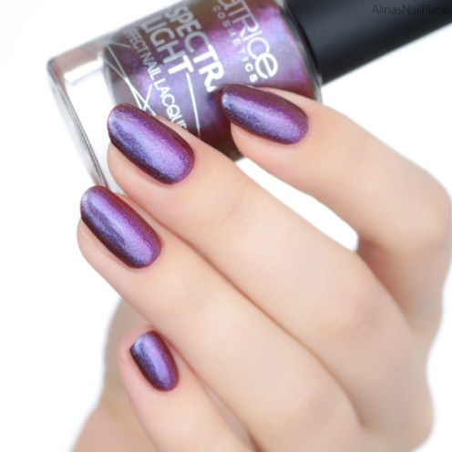 catrice, magma infusion, spectra light nail lacquer,