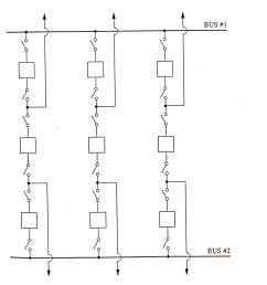 figure 2 single line diagram showing bus arrangement of a substation [ 1216 x 1153 Pixel ]