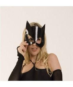 Máscara Mulher Gato Aline Lingerie