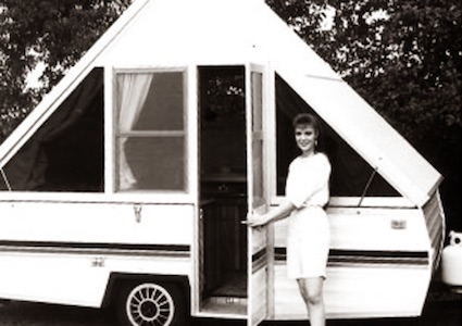 Aliner The Original A Frame Camper