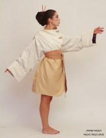 Geisha Abrigo Geisha Coat 175€