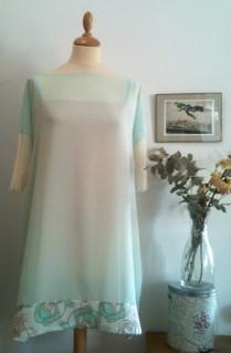 Vestido agua 2 Water dress 2 45€