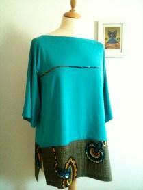 Camiseta Turquesa 2 Turquoise Shirt 2 27€