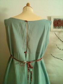 vestido 3 m detalle