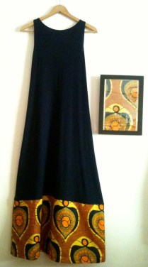 Sol Africano Vestido largo Long dress 45€
