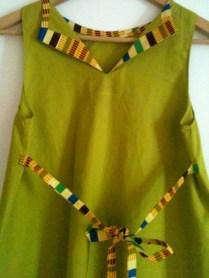 vestido p back detalle