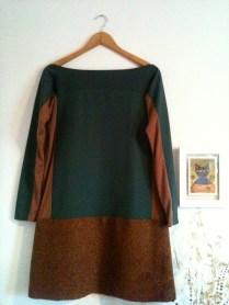 Vestido Verde Green Dress 70€