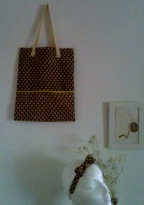 Bolso Africano African bag 20€