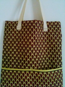Bolso Africano African bag