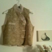 Chaleco Oriental Oriental waistcoat 65€