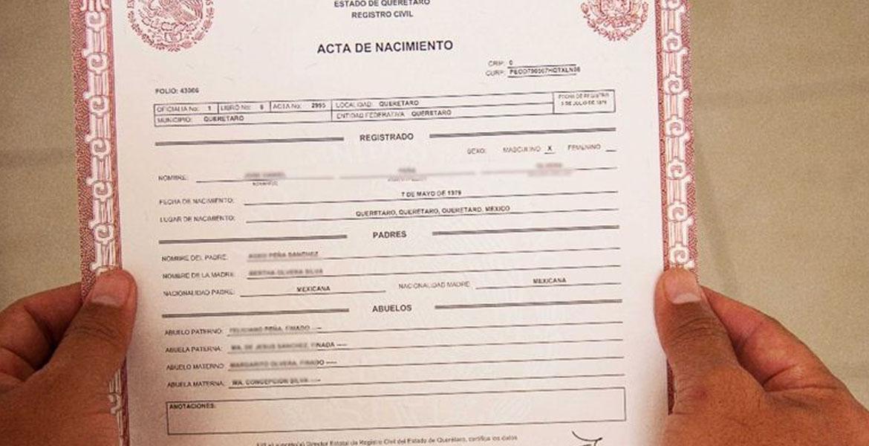 Inscripciones escolares generan demanda en actas de nacimiento | Al ...