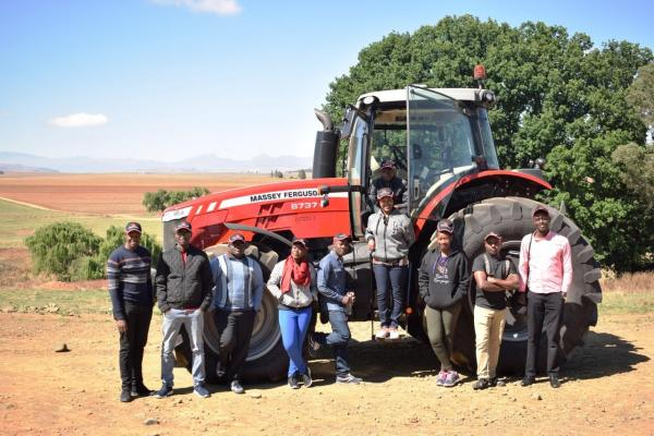 Fellows' Agribusiness Education Project Reaches