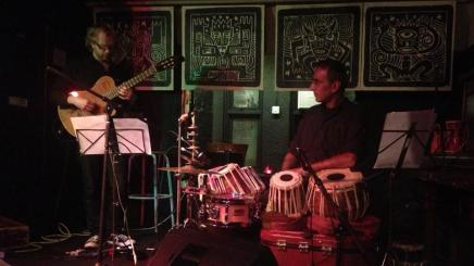 Duet with Kuljit Bhamra