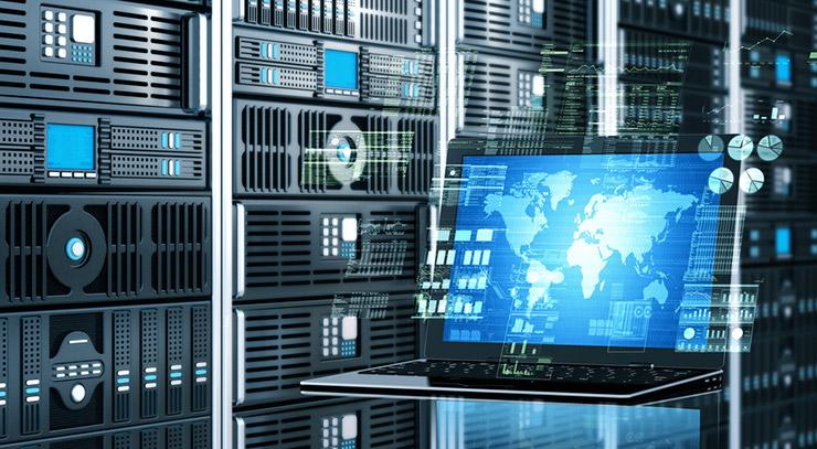 data center admin workstation